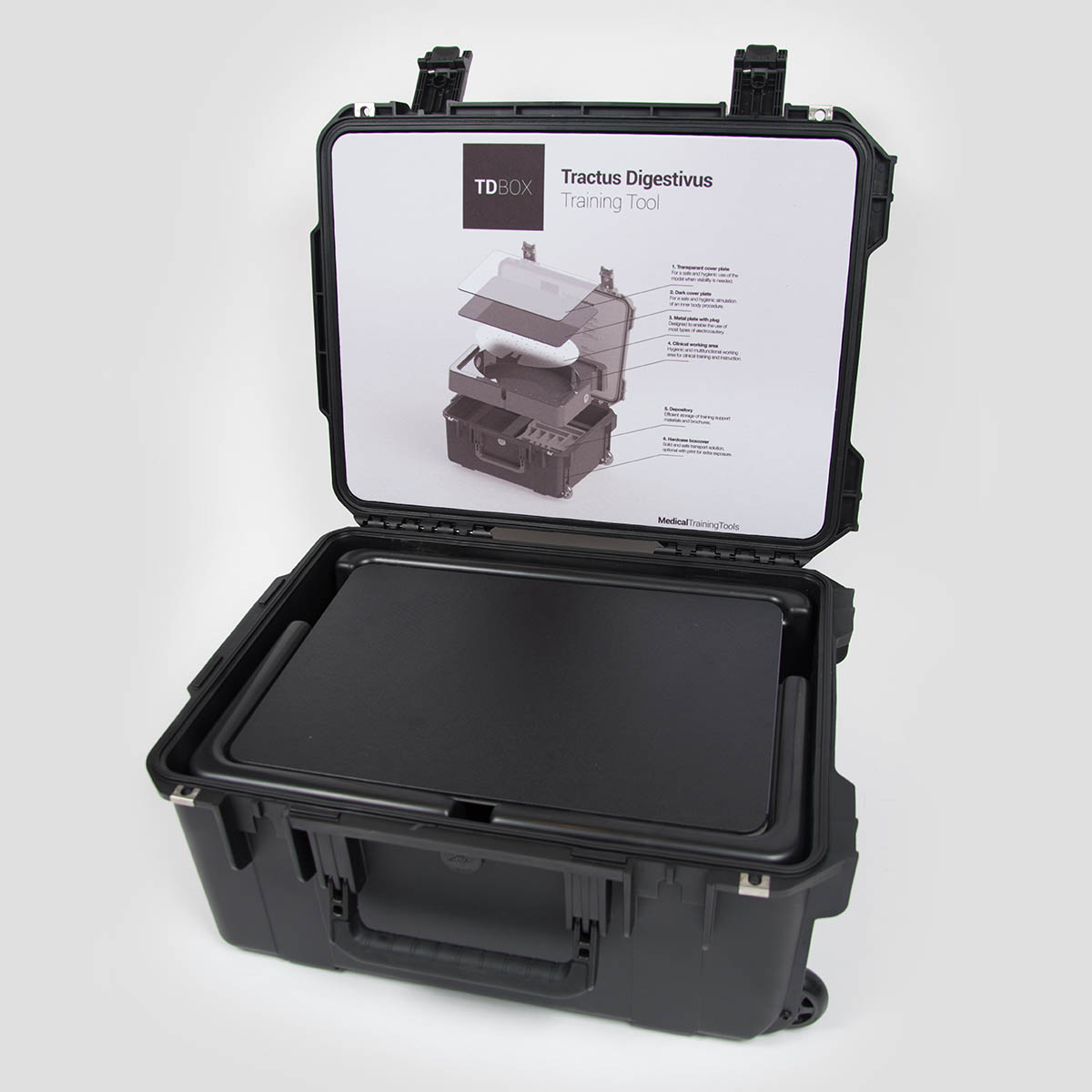 medical training tool TD box